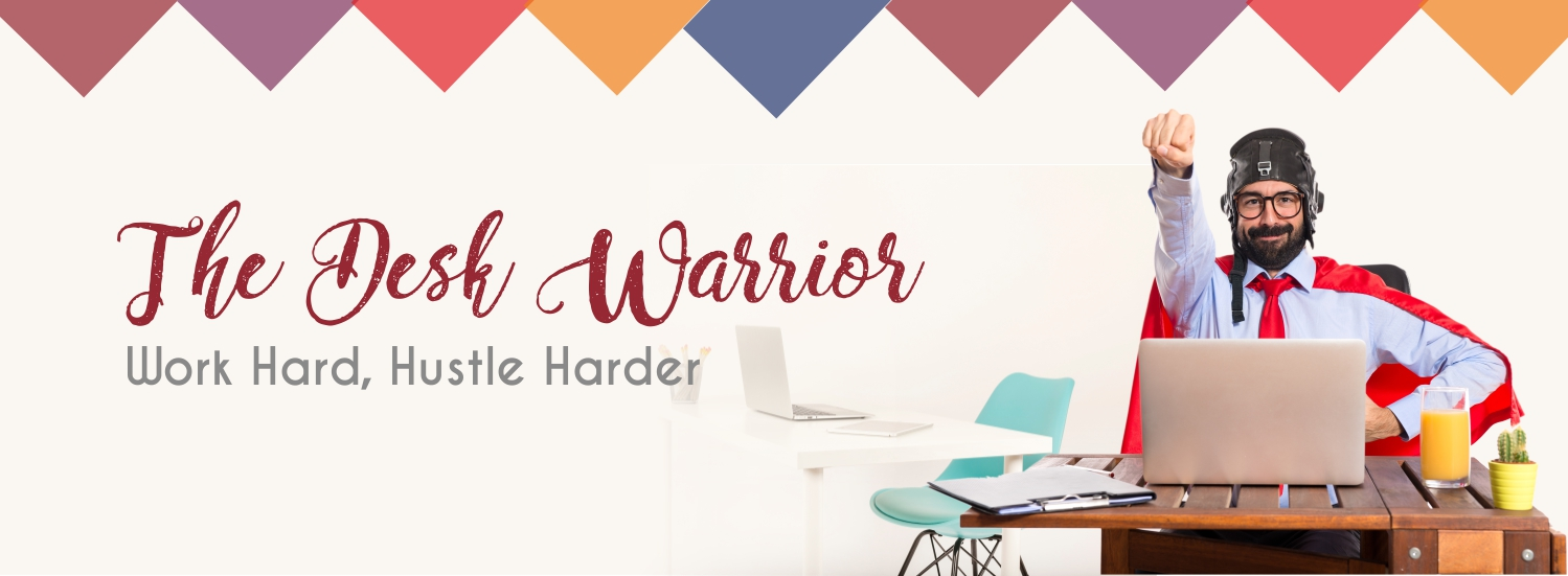 Banner Desktop Warrior